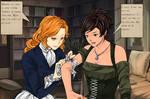 Vampire Hunter 5 by Mila137