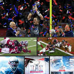 New England Patriots Super Bowl 51 Wallpaper by KaylaDeviant16
