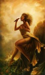 Pantheon of Rock: Aphrodite by Imaliea