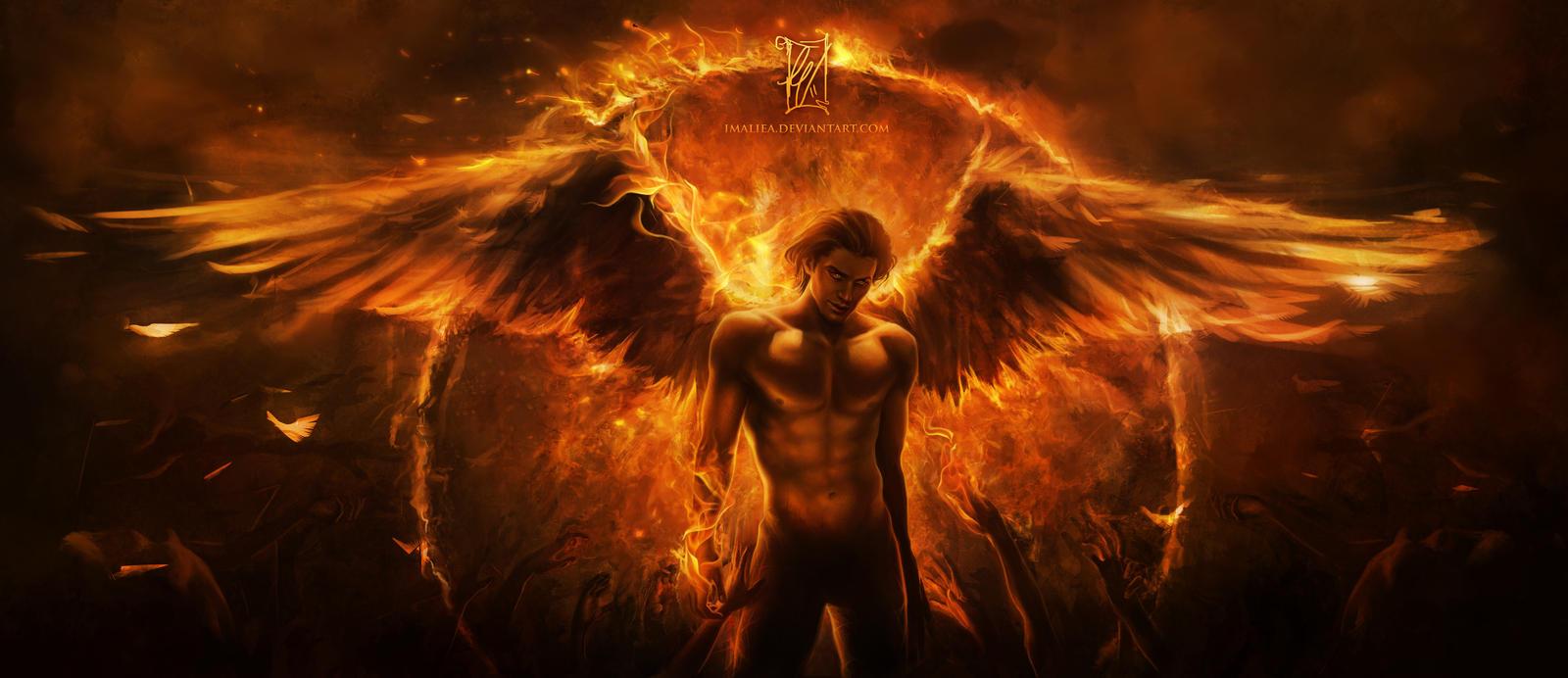 Those who favour fire by Imaliea on DeviantArt