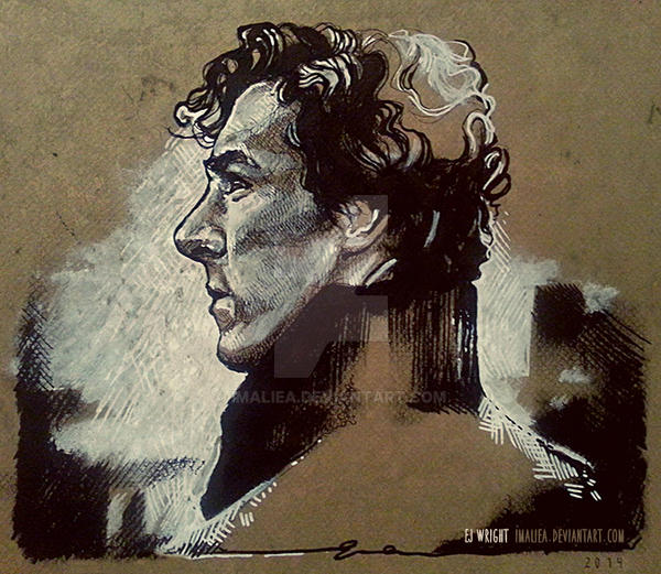 Sherlock by Imaliea