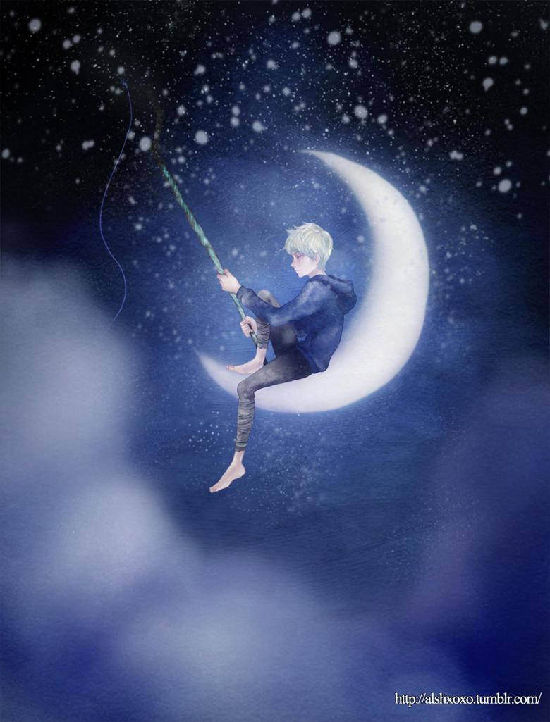 Jack Frost (ver.Dreamworks Logo) by Y-Alsh