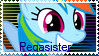 Pegasister Stamp by poliegizzyfrominsta