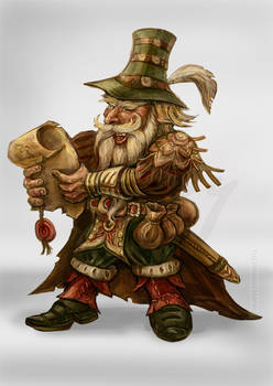dwarf merchant 700 Temesi