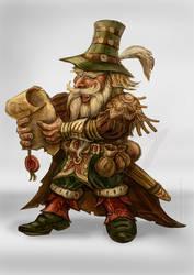 dwarf merchant 700 Temesi by temesi
