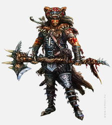 fantasy ranger Temesi 700 by temesi