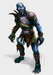 Ghoul Risen Dead by temesi