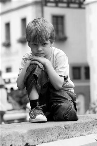 پسرک دعا فروش