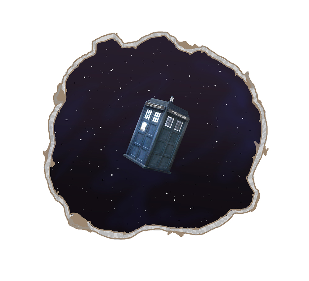 tardis wall mural mock up by shadowmaginis on deviantart wall hangings by ryall design children s bedroom design