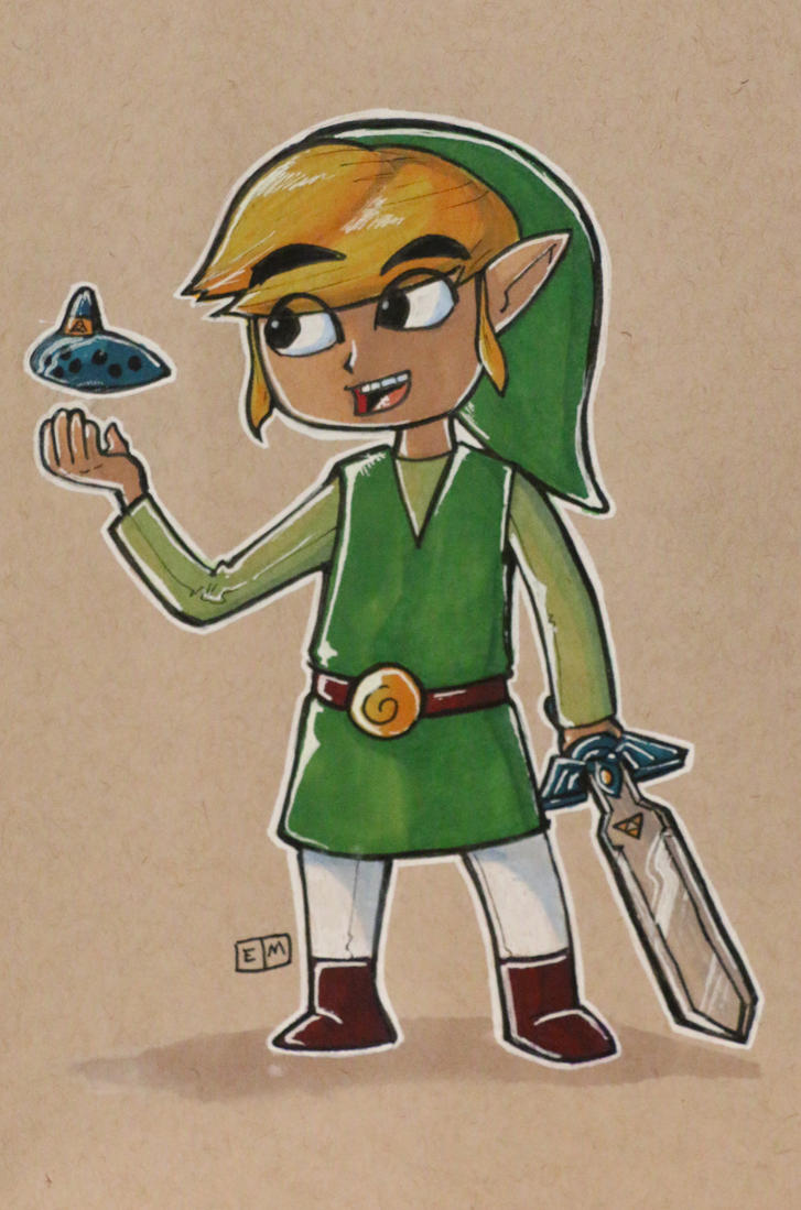 A Toon Link To The Past by ShadowMaginis