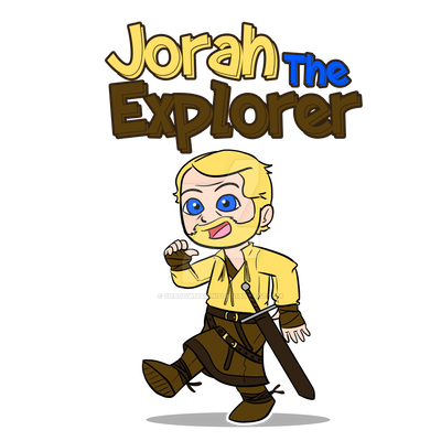 Jorah the Explorer Shirt by ShadowMaginis