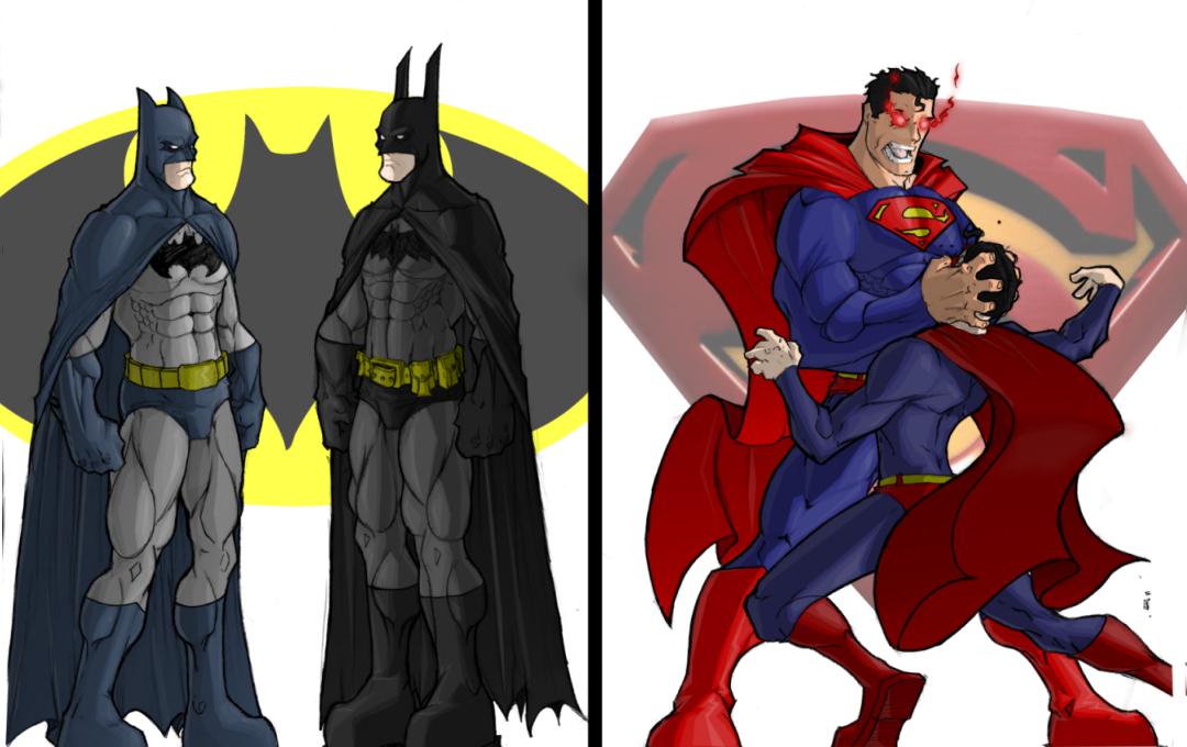 Heros Vs Zeros 1 by ShadowMaginis