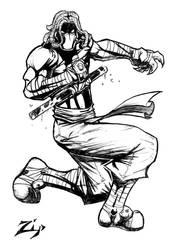 a darker ninja by ShadowMaginis