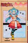 [Collab] Fairy Tail x Monogatari Series