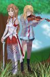 [Request] Asuna y Kaori