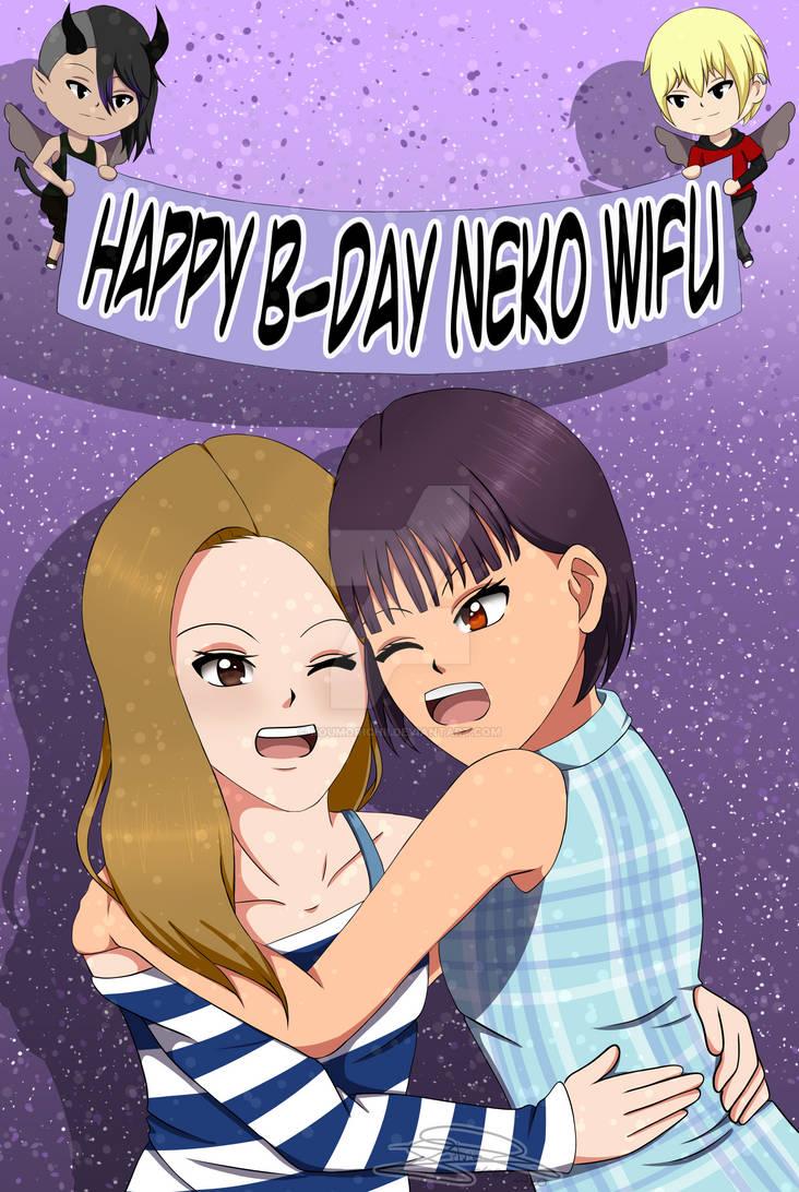 2020 - Happy B-Day Neko-Wifu