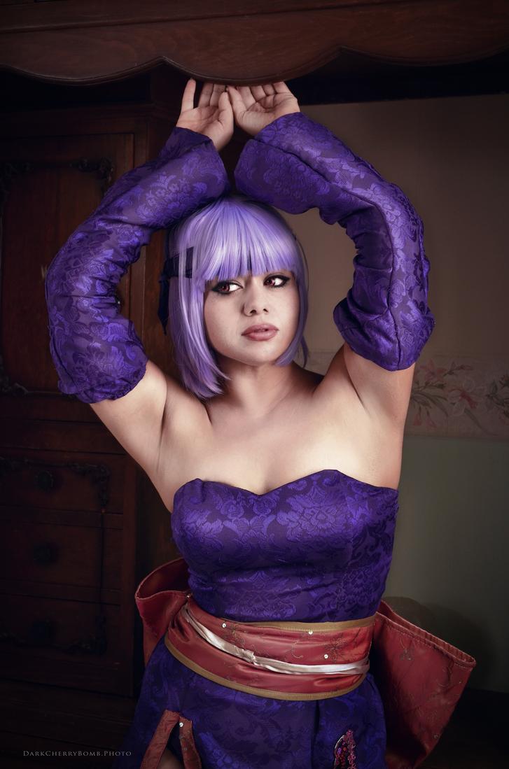 purple sweet by DarkCherryBomb