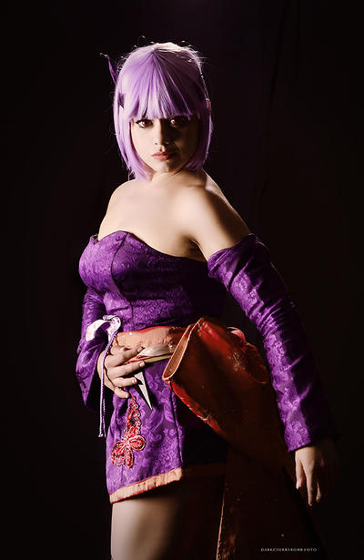 Ayane Cosplay by DarkCherryBomb
