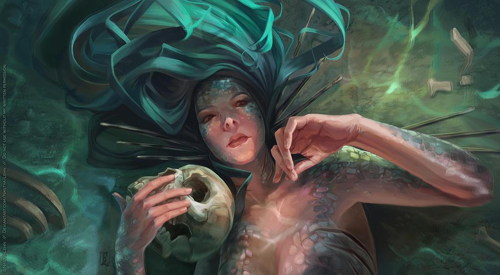 Rapture of the Deep by Nastya-Lehn