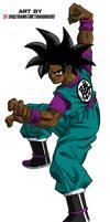 Rakurai (Goku Sensei Fighting Stance)