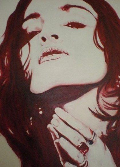 Madonna by CheriesArt