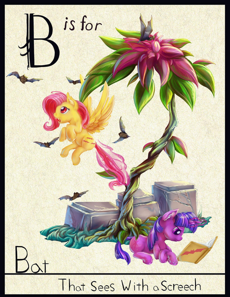 B is for by viwrastupr