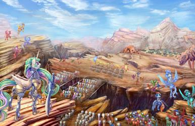 Celestia's Army