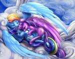 Twidash cuddle