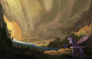 The Sun's Tear - Dec 7th by viwrastupr