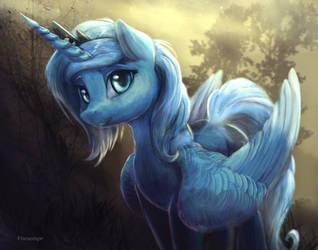 Fluffy Luna - Dec 31st by viwrastupr