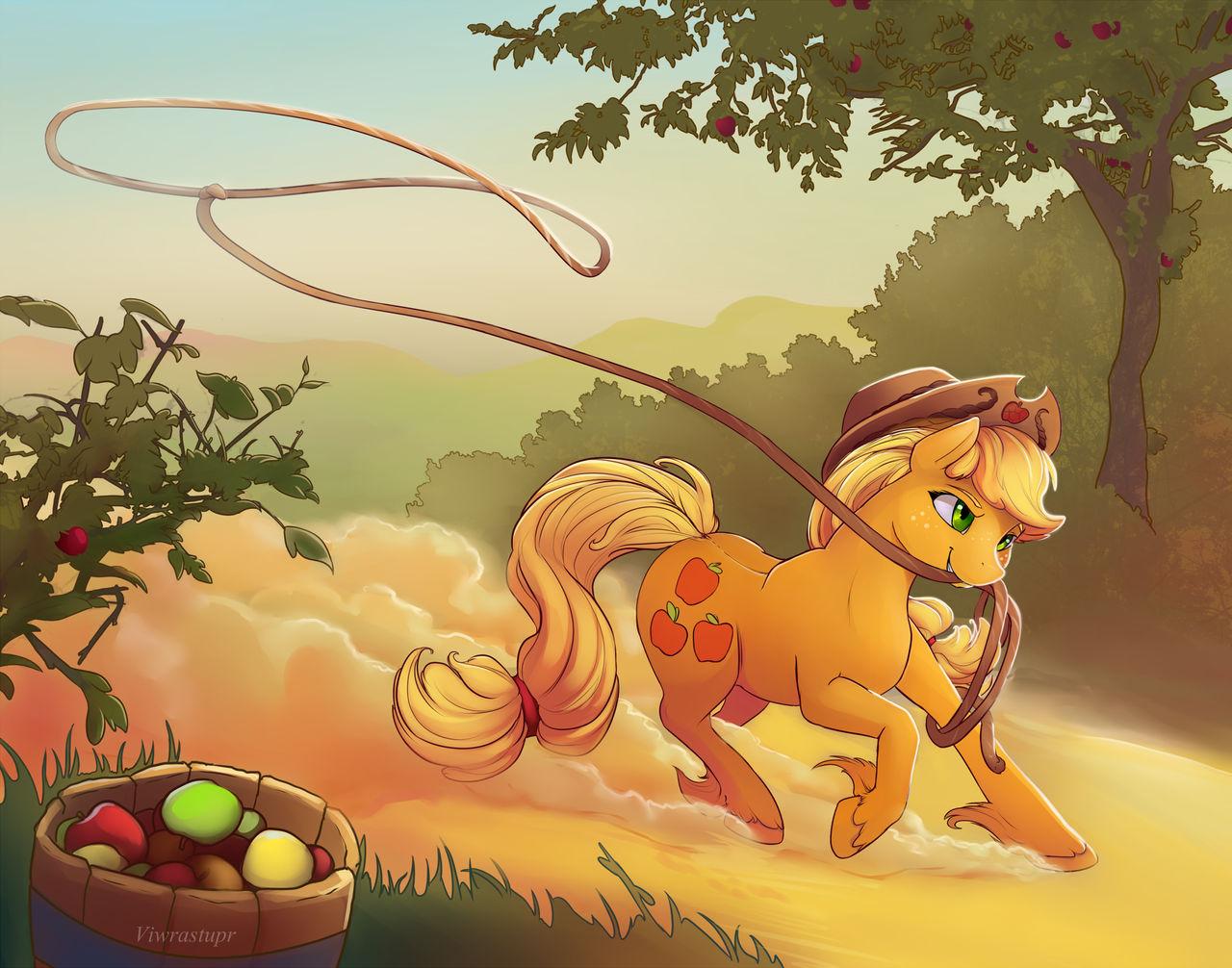 Apple lasso