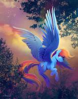 Pegasus magic