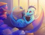 Ember - Dragons Dont Do Reading
