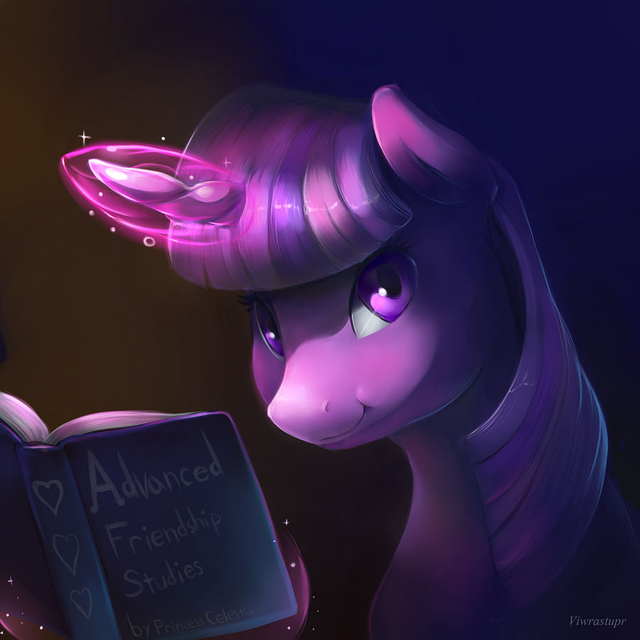 A normal Twilight day.