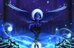 Luna - Controlling her domain