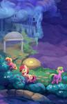 The Flower Ponies Full