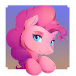 Pinkie Pie Portrait