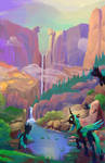 Chrysalis discovers Equestria - Full