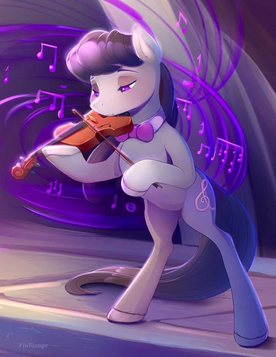Octavia Close Up