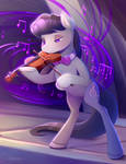 Octavia Close Up