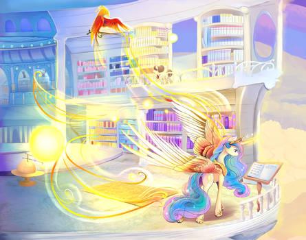 Princess Celestia Full