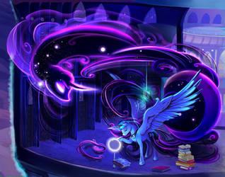 Princess Luna - Full by viwrastupr