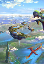 The Floating World by viwrastupr