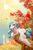 Celestial Summer by viwrastupr