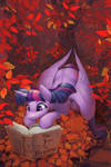 Twilight in the Fall by viwrastupr