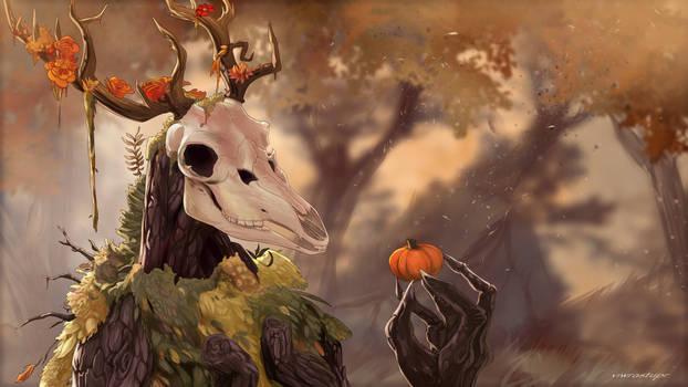 Halloween Leshen