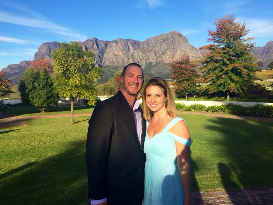 Dan and Allison in South Africa by dananton604