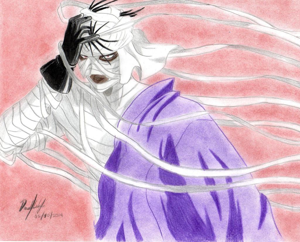 Makoto Shishio by danielcamilo