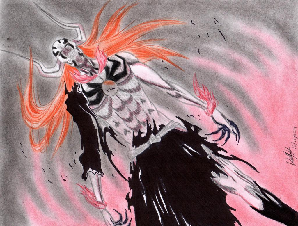 Ichigo Kurosaki (Vasto Lorde) by danielcamilo