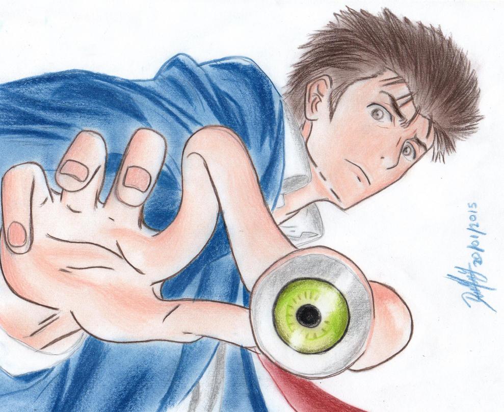Shinichi Izumi by danielcamilo